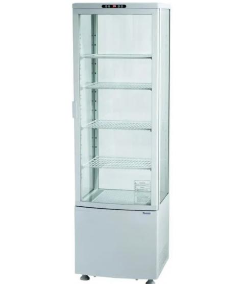 Vitrine Réfrigérée 235 L - 4 étages - Stalgast