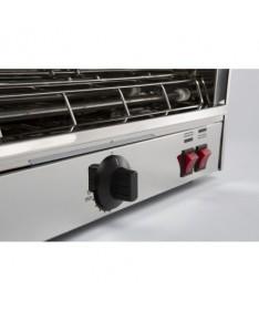Salamandra toaster professionnelle - 230 V - COMBISTEEL