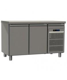 Table réfrigérée 2 portes  (corps 65)-Matériel Restauration pro