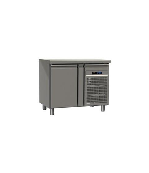 Table réfrigérée  une porte  (corps 65)-Matériel Restauration pro