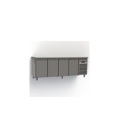 Table réfrigérée 4 portes  (corps 65)
