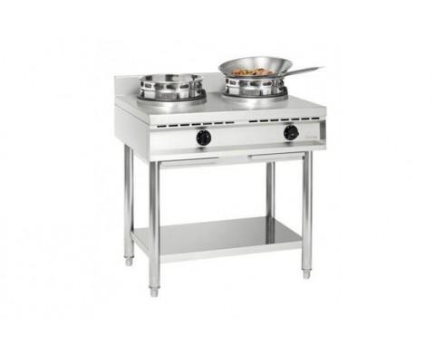 Réchaud pour wok